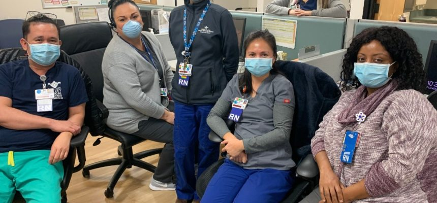 $1 for 1 mask for Local Healthcare Workers